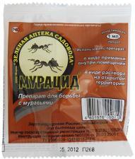 Мурацид средство от садовых муравьев 1мл