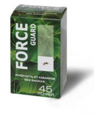 Force guard жидкость от комаров