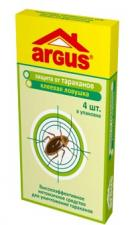 "Argus клеевая ловушка ""домик"" для тараканов 4шт"