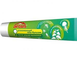 Argus крем-бальзам с ментолом 50мл