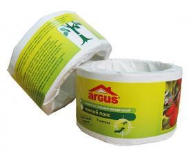 Argus garden ловчий пояс для отлова садовых вредителей