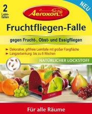 Аэроксон липкая ловушка от фруктовых мошек 2шт