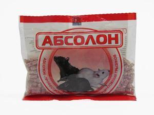 Абсолон гранулы от грызунов 100гр