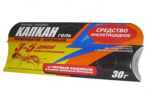 Преграда Русский Капкан Ликвидатор муравьев 30гр