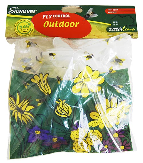 Silvalure Outdoor Fly control ловушка-мешок от мух