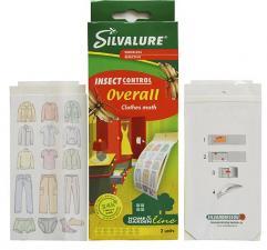 Silvalure клеевая ловушка для платяной моли 2 штуки