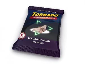 Торнадо секции от моли