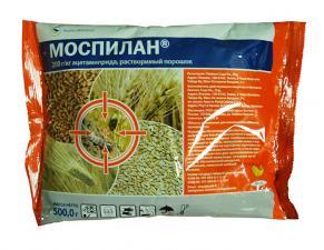 Моспилан средство от садово-огородных насекомых 500гр