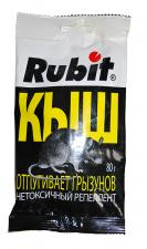 Rubit КЫШ средство для отпугивания грызунов 80гр