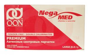 Перчатки латексные Premium NegaMed
