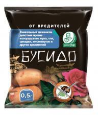 Бусидо средство от садовых вредителей 0,5гр