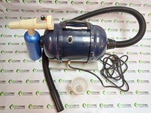 Генератор холодного тумана DQP-1200A (на колесиках)