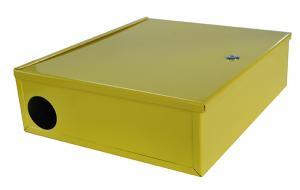 Ящик-укрытие для приманочной станции с ключом
