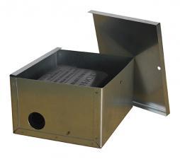 Ящик защитный для приманочной станции с хомутом
