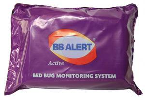 Ловушка для определения наличия постельных клопов  BB ALERT Bed bug monitoring комплект
