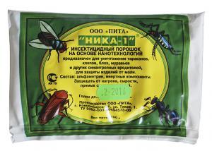 НИКА-1 порошок инсектицидный 100гр