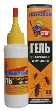 Домовой Прошка гель от тараканов и муравьев 85мл