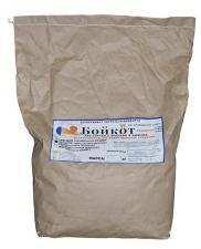 БойКот приманка для грызунов зерно 5кг