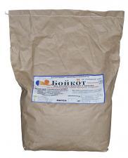 БойКот приманка для грызунов зерно-ассорти 5кг