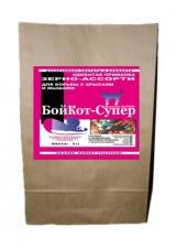 БойКот-супер приманка для грызунов зерно-ассорти 5кг