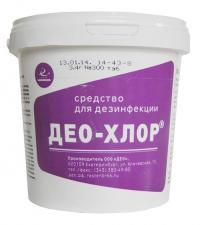 ДЕО-Хлор хлорные таблетки 3,4гр/300шт