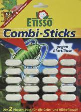 Etisso Cоmbi-Sticks удобрение для растений от насекомых 20 штук