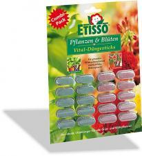 Etisso PflanzenBluten Vital-Dungesticks удобрение для роста и цветения 20шт