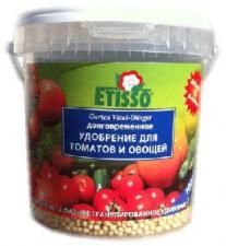 Etisso Tomaten Vital-Dunger удобрение для томатов